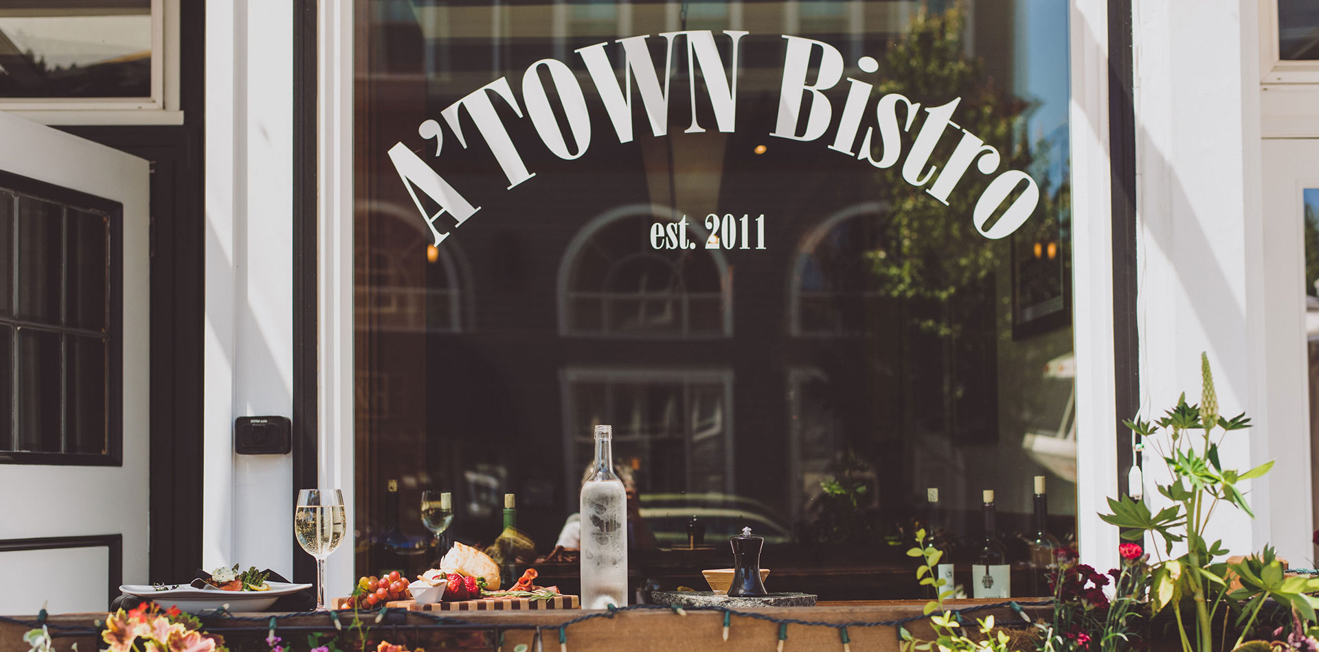 A'Town Bistro - Reservations 360.899.4001